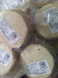 11 cm/15 cm  white corn Tortillas
