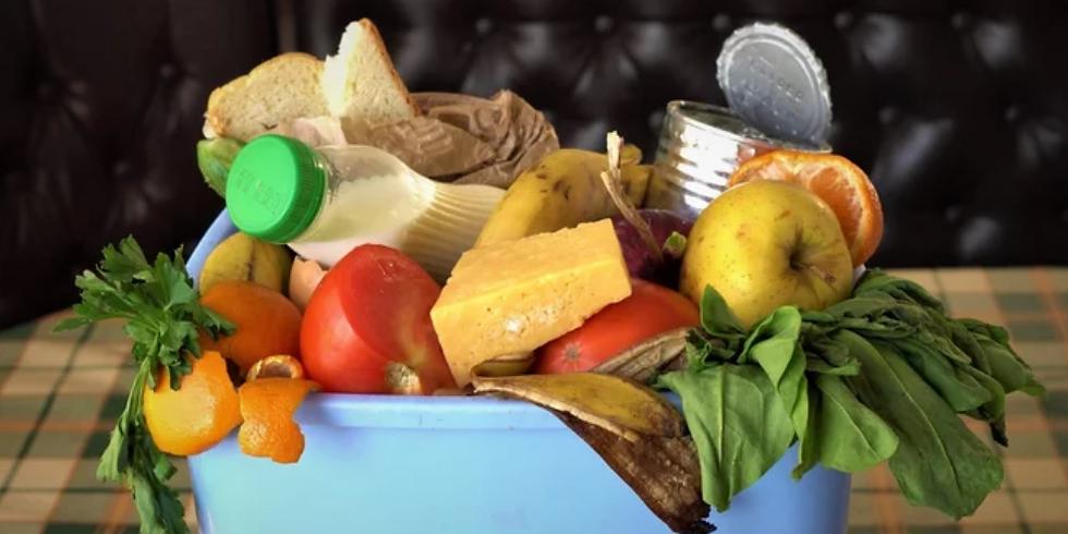 SJPL Webinar - Food Waste
