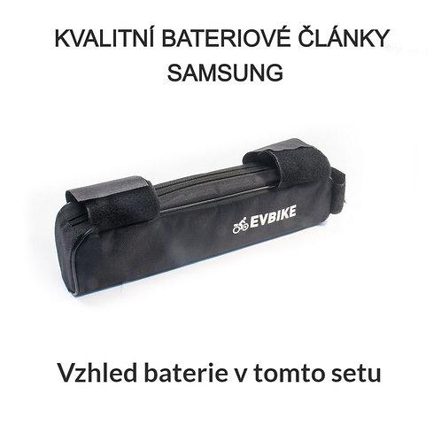 Brašnová baterie, v menším provedení 13Ah