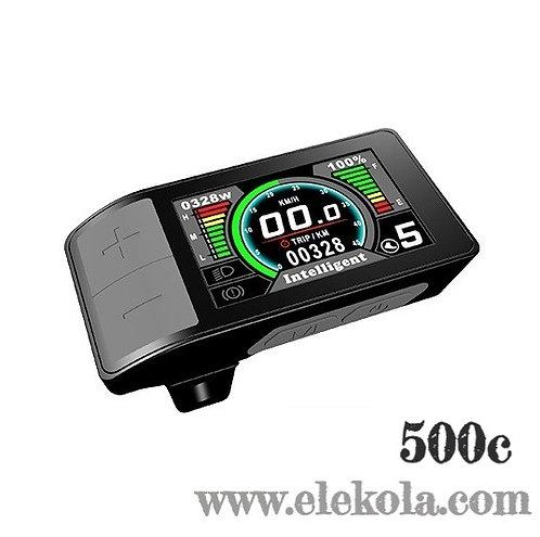 Pokročilý display - 500c