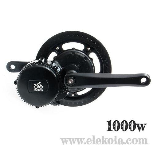 1000w BBSHD Bafang středový pohon
