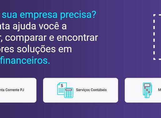 Hub gratuito do SEBRAE, EmConta compara serviços financeiros