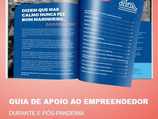 Guia de Apoio ao empreendedor é lançado pela prefeitura de Salvador