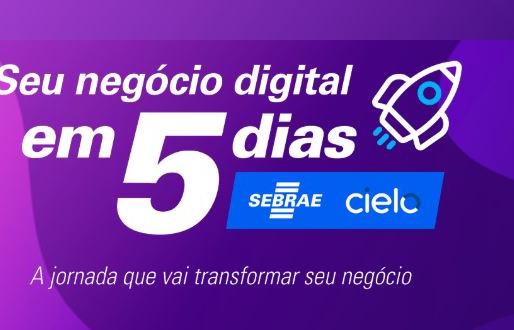 Evento online sobre transformação digital é promovido em parceria entre Cielo e SEBRAE