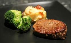 Cooked Fillet Steak