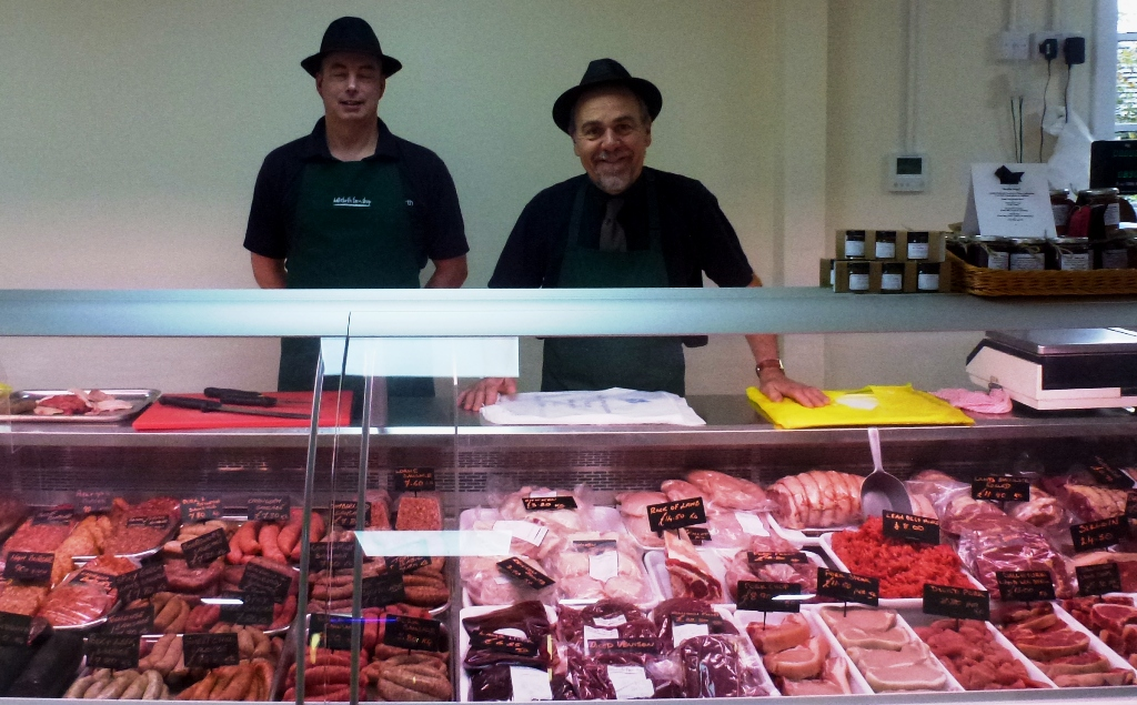 Butchers Jamie & Mike