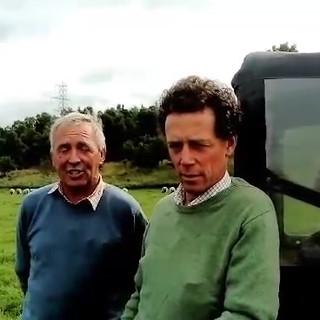 Patrick and Vic talk about lamb.