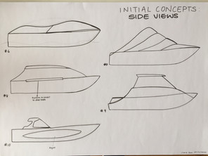 INITIAL CONCEPTS