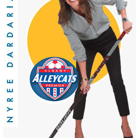 Cats Speak with Sports Nutritionist Nyree Dardarian