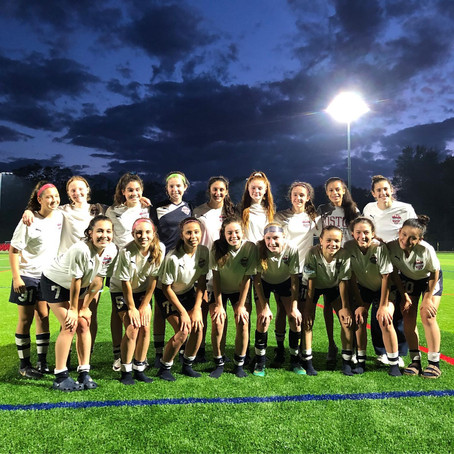 U15 NPL Girls Advance to EDP Conference Cup Quarterfinals