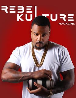 Rebel Kulture Magazine Mann Robinson