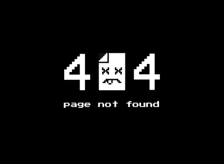 How to Design a 404 Error Page that Keeps Users on Your Site