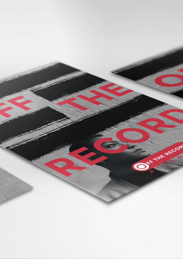 Off the Record Promotional Material