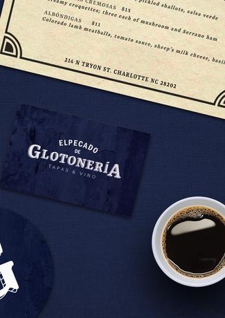 El Pecado de Glotoneria