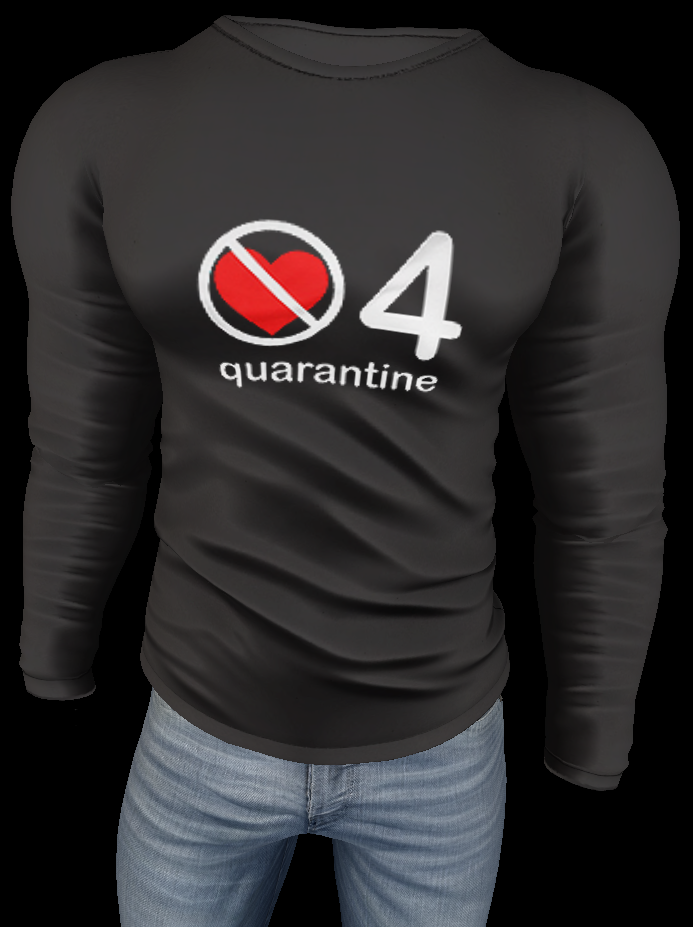 ps - no love 4 quarantine