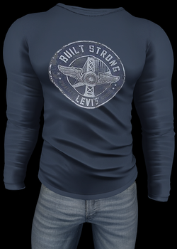 Built Strong Levi ps