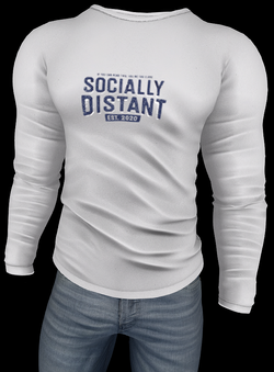 socially distant ps
