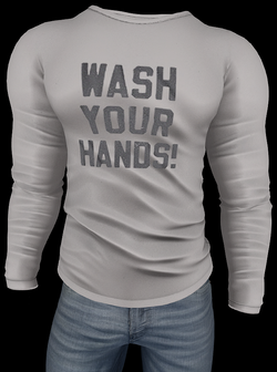wash your hands ps