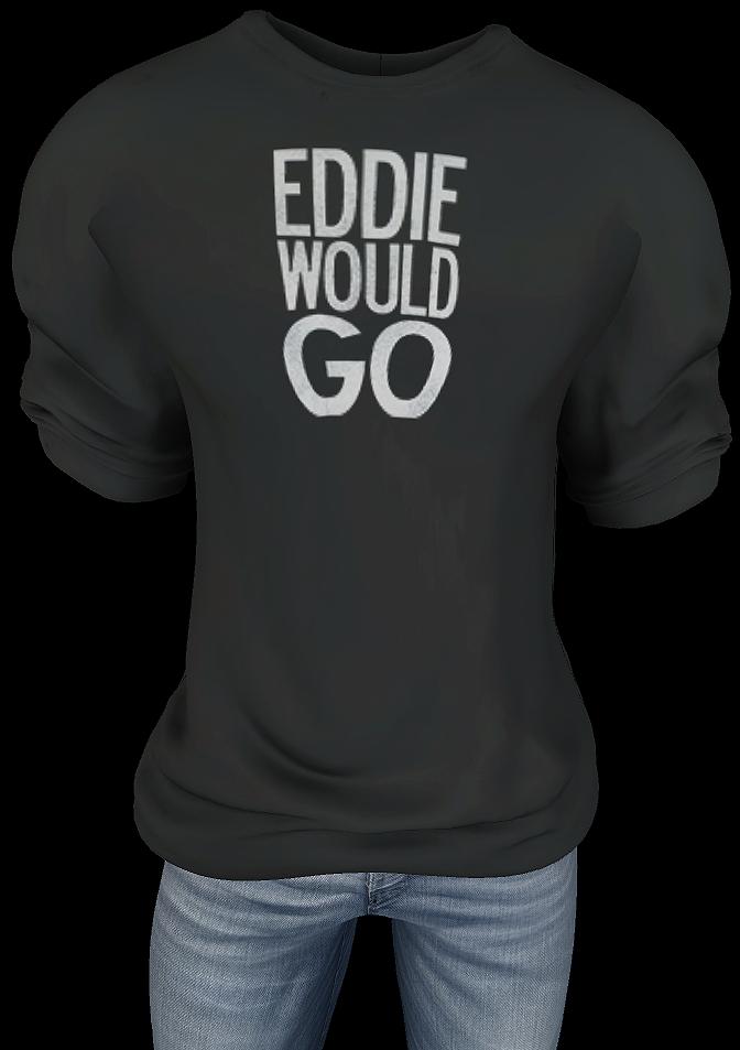 eddie would go - ps
