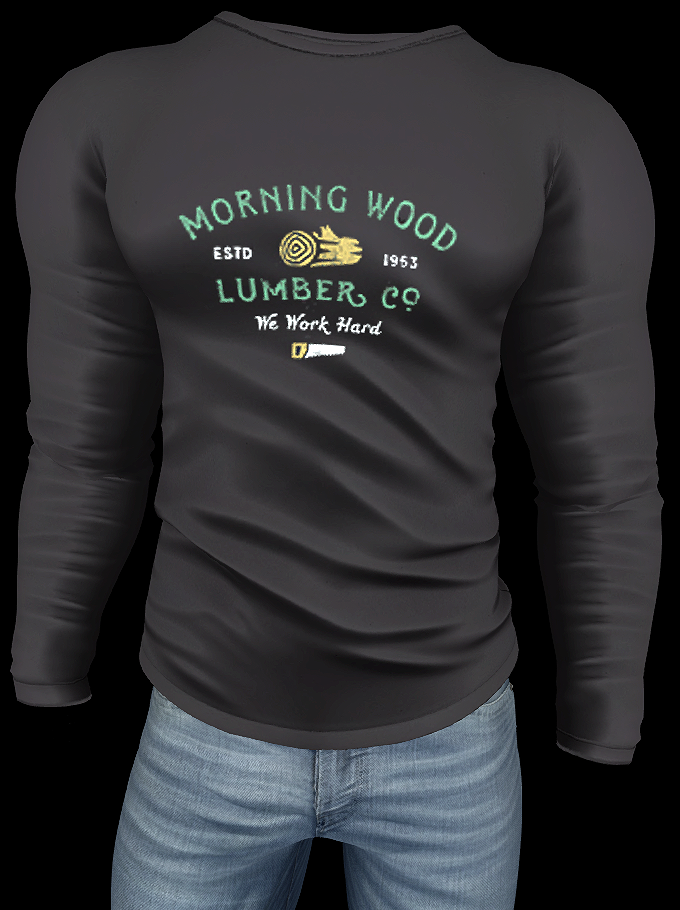 morning wood ps