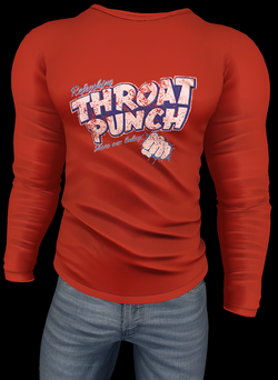 throat punch ps