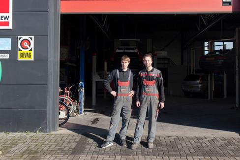 Roy Grootendorst & Glenn Groen