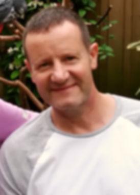 Lawrence Kelson, male massage therapist working in London UK