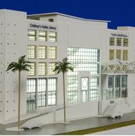 Children's Public Library Muscat – Oman. Vitetta Architects