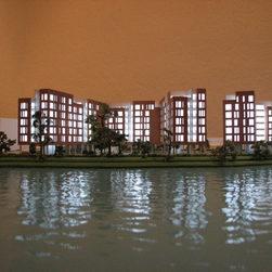 Venice Island, Philadelphia, PA  Varenhorst Architects