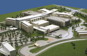 Veterans Affairs Medical Center, Orlando FL   Ellerbe Becket-AECOM