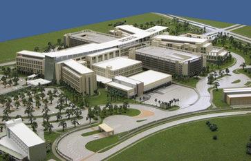 Veterans Affairs Medical Center, Orlando FL   Ellerbe Becket-AECOM