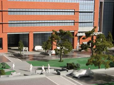 Mercy Medical Center. Baltimore, MD. Ellerbe Becket-AECOM