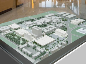 Essex County Government Complex. Newark, NJ.  Comito and Associates