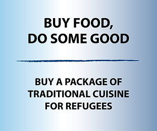 Neighbors for Refugees Turkish Meze teas