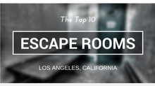 We are #1 in top 10 best escape rooms in Los Angeles according to FundReds.com!