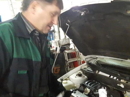 Стабилизация температурного режима двигателя