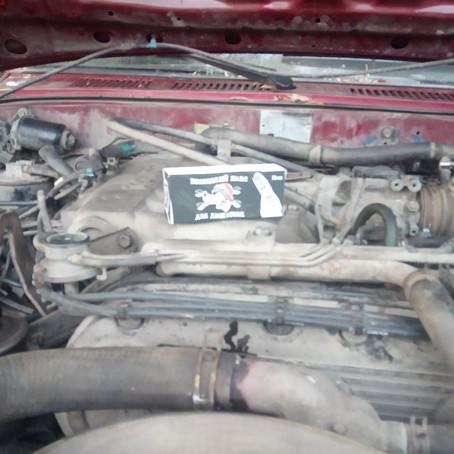 Как бороться с дымом двигателя - Последний шанс для Toyota 4Runner