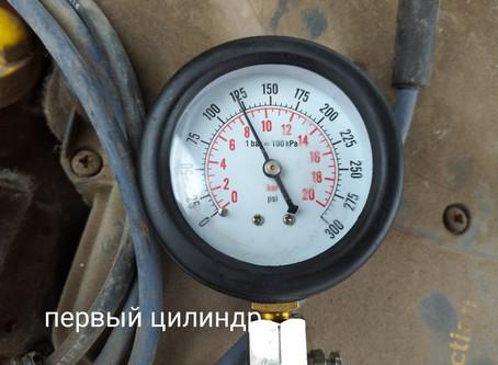 Renault Symbol. Часть 2. Рост компрессии.