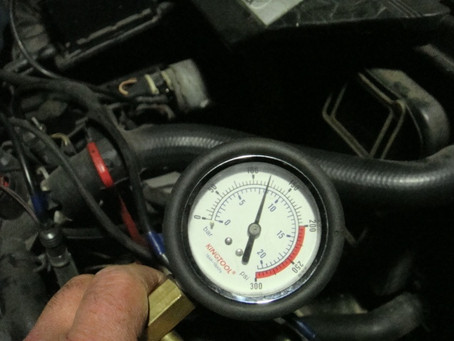 VW Passat B3: рост компрессии через 500 км.