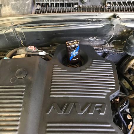 Как быстро и надолго повысить компрессию двигателя (на примере а/м НИВА).