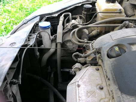 ПЕУГЕОТ 508 - пять лет эксплуатации. Как увеличить ресурс двигателя.