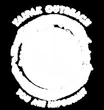 Be The Hope Logo - 20% White