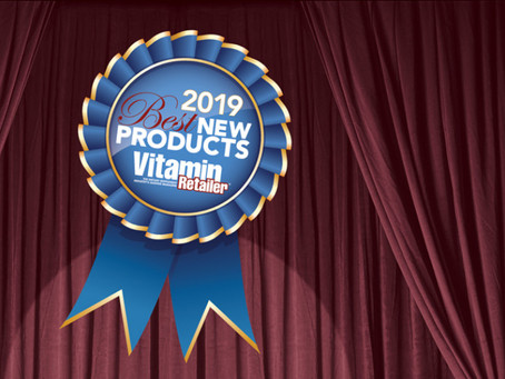 "Vitamin Retailer ""Best New Products"""