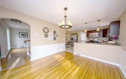 Dining Room Wood Floor