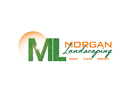 morgan landscaping logo