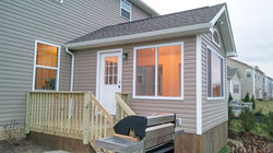 House Addition Deck