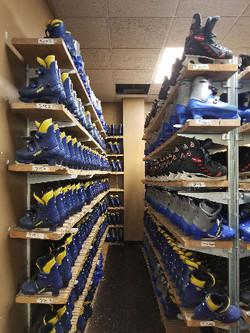 Ice Skates Storage