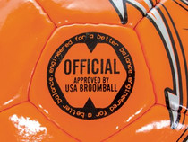 Official Broomball Ball
