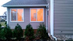 House Addition Windows