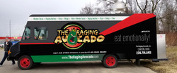 The Raging Avocado